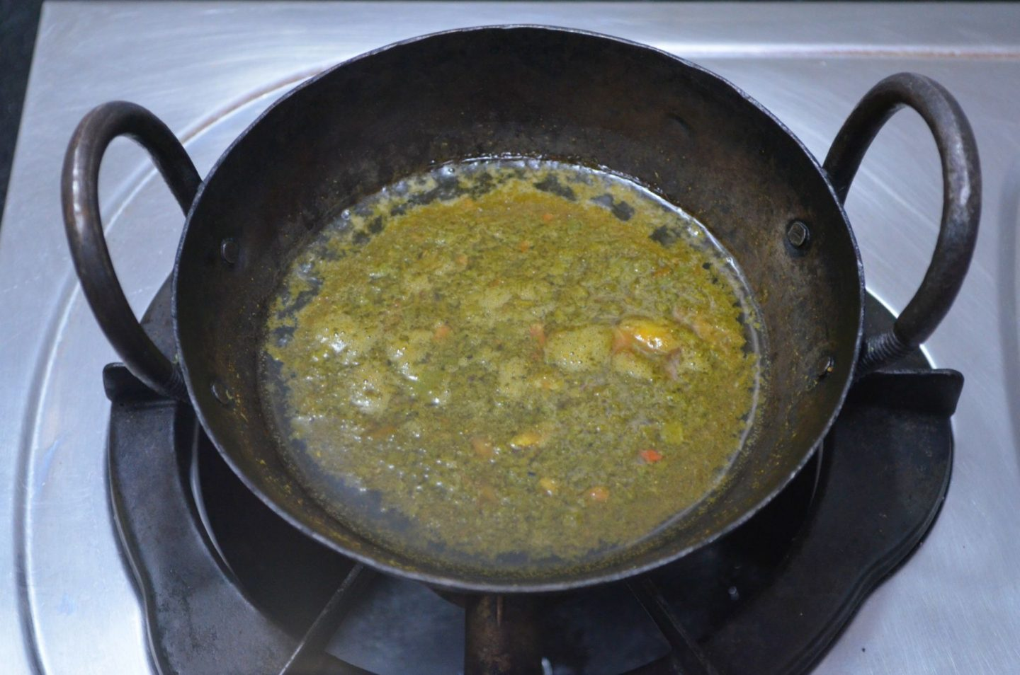 karpooravalli rasam for weight loss