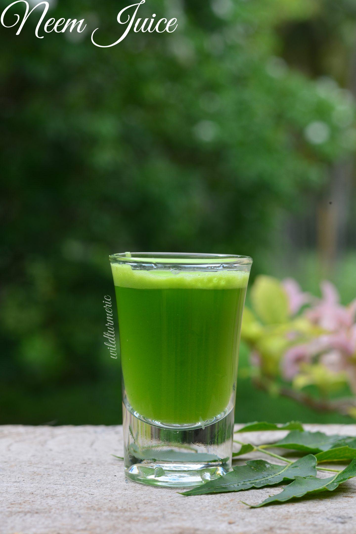 Neem Giloy Juice