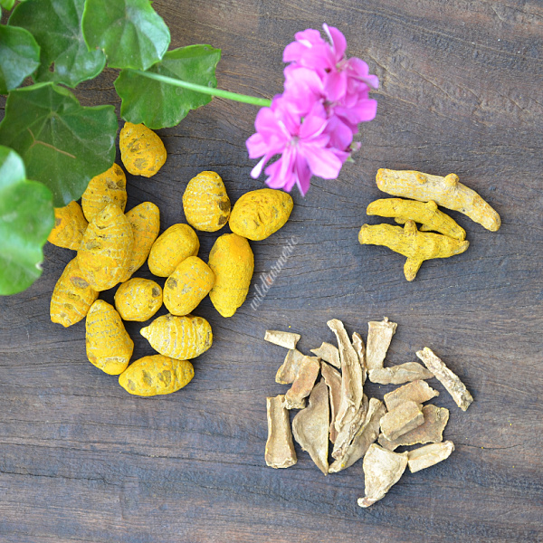 turmeric side effects for face