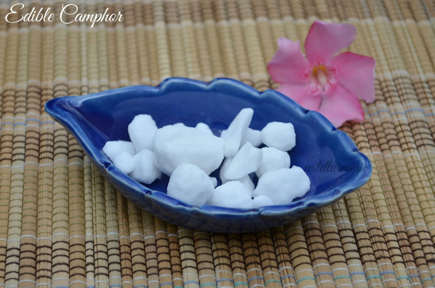edible camphor for skin care