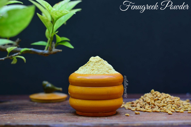 fenugreek powder health benefits