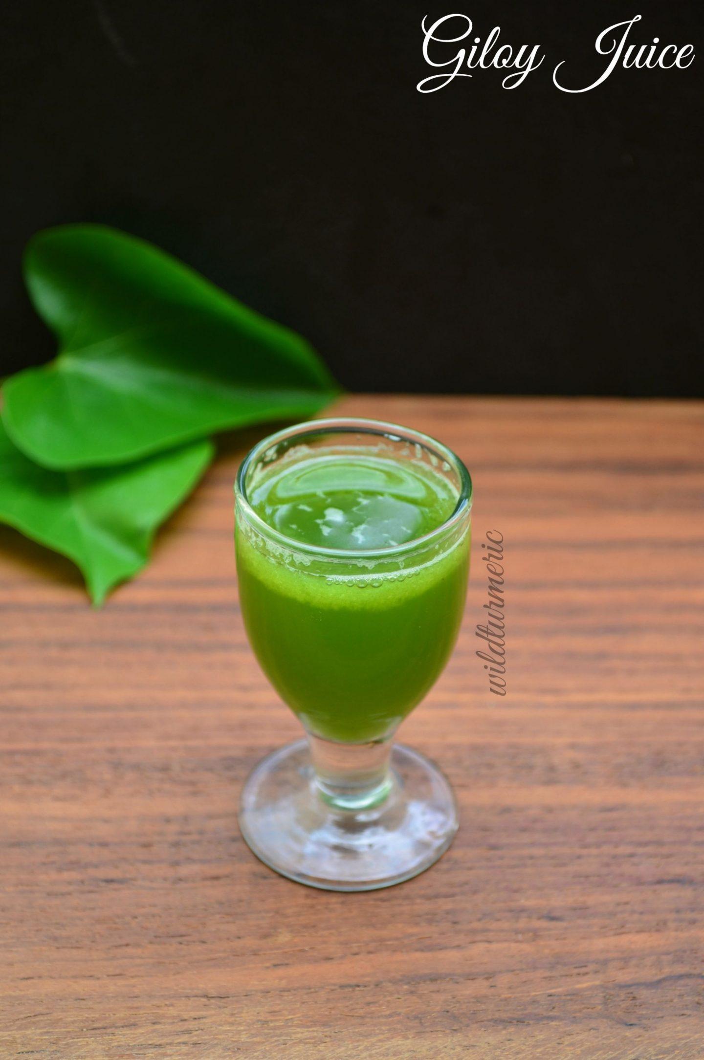 giloy juice health benefits