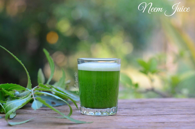 neem juice benefits