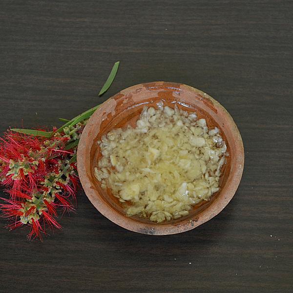 garlic oil for hair