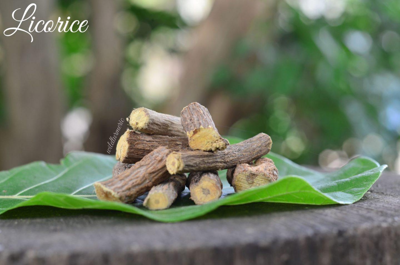 licorice benefits