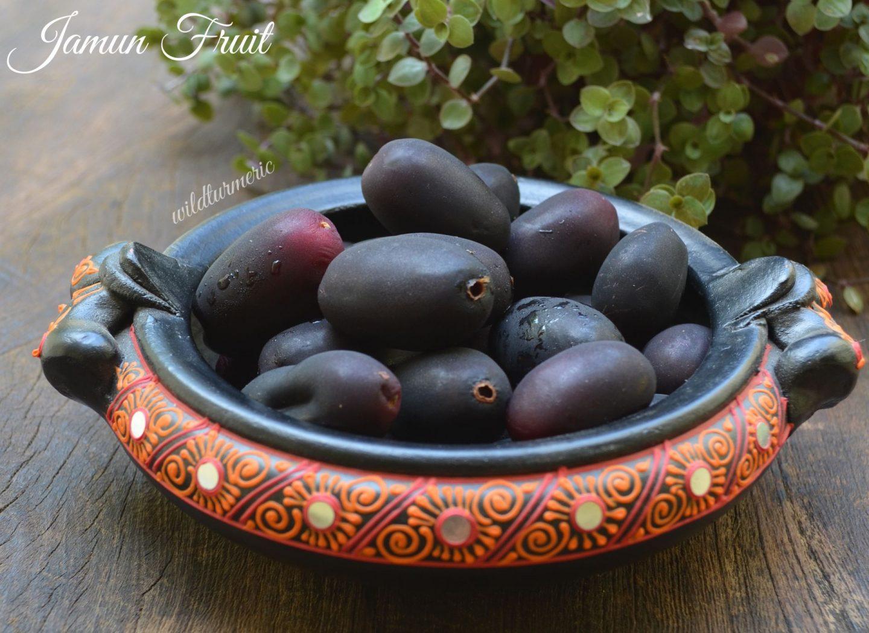 jamun fruit health benefits