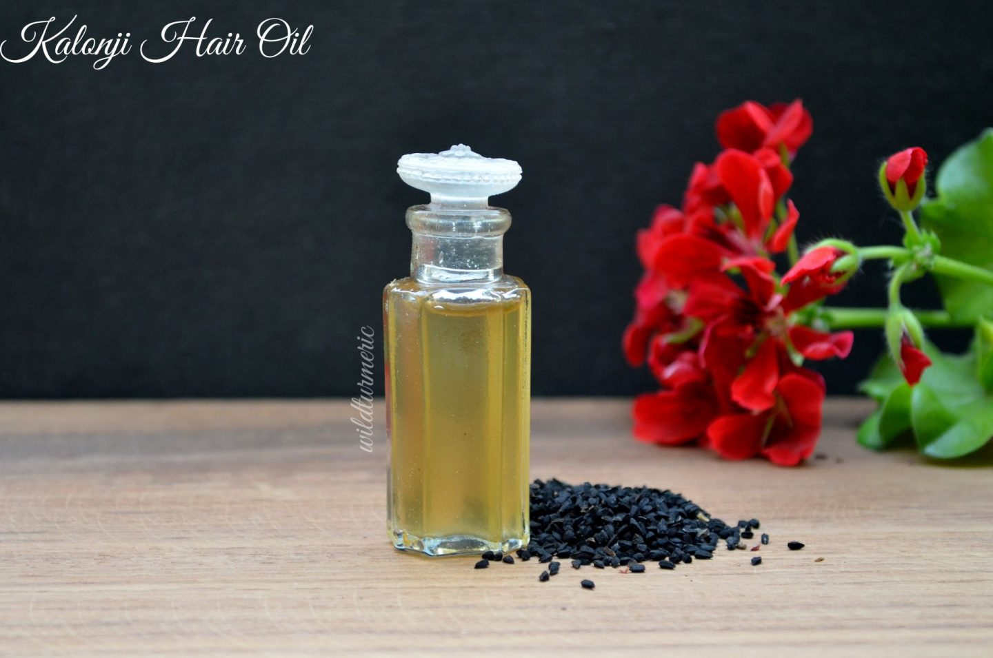 How To Use Kalonji Oil (Black Seed Oil) For Hair Growth | 5 Top Hair Benefits & Uses