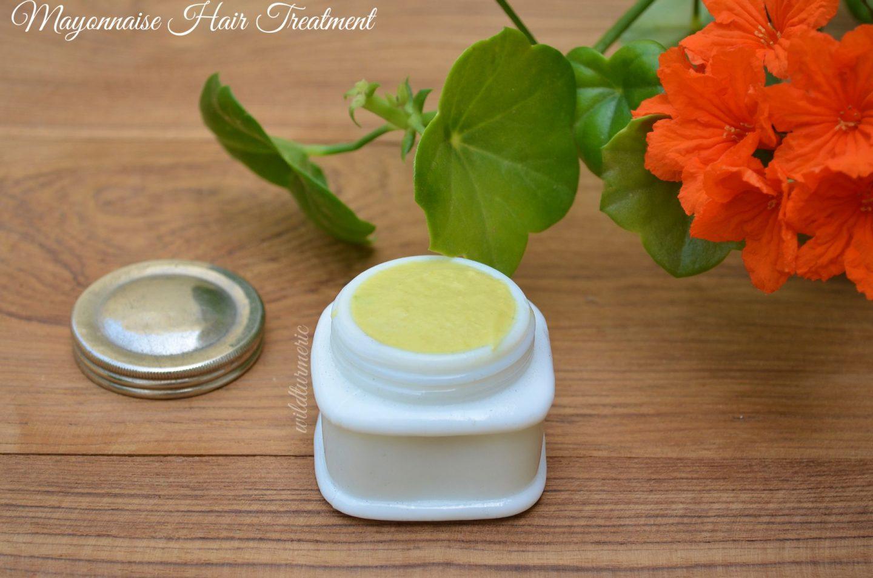 mayonnaise hair benefits
