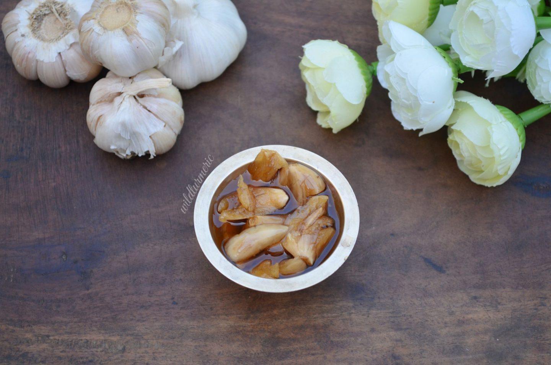 garlic honey medicinal uses