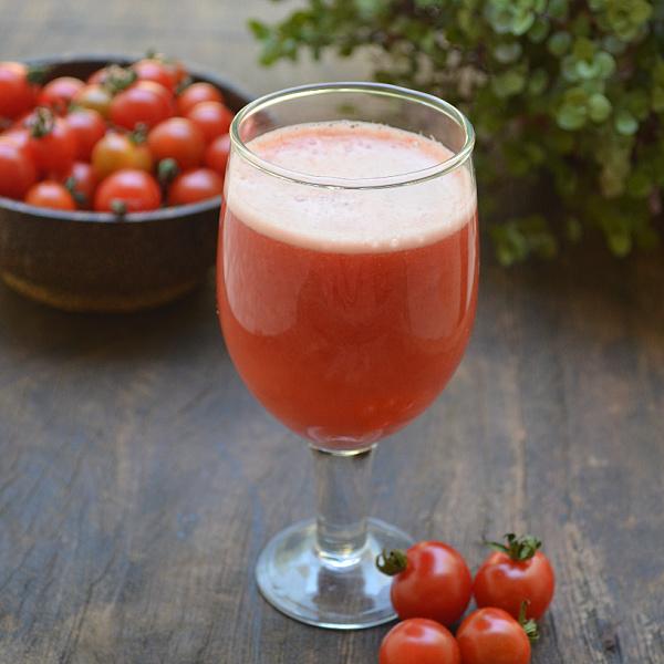 tomato for hair