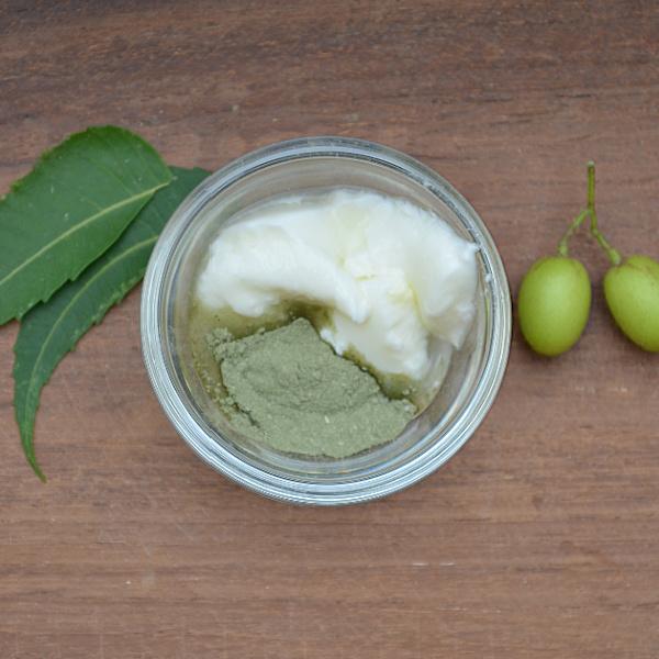 neem powder for hair