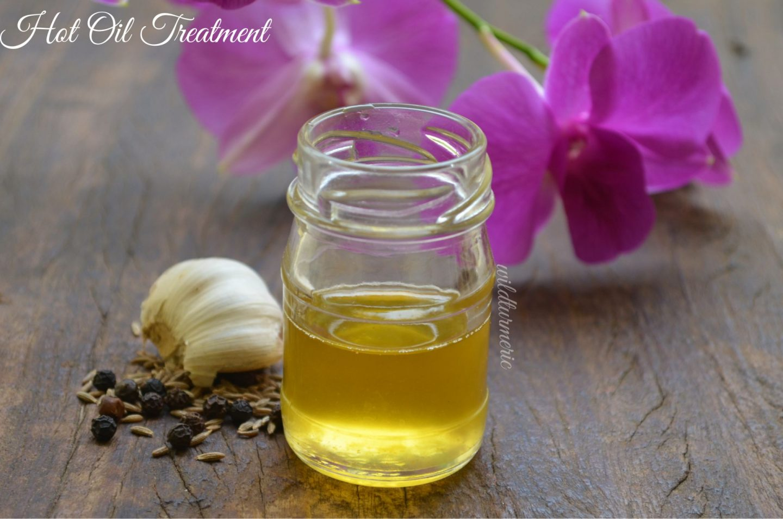 hot oil treatment for hair