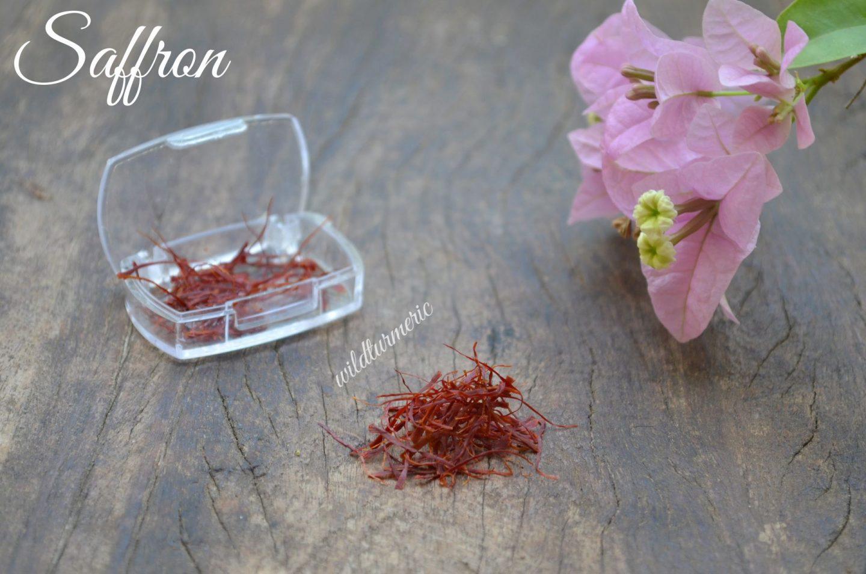 saffron medicinal uses