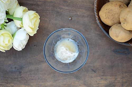 lemon & potato juice for hyper pigmentation