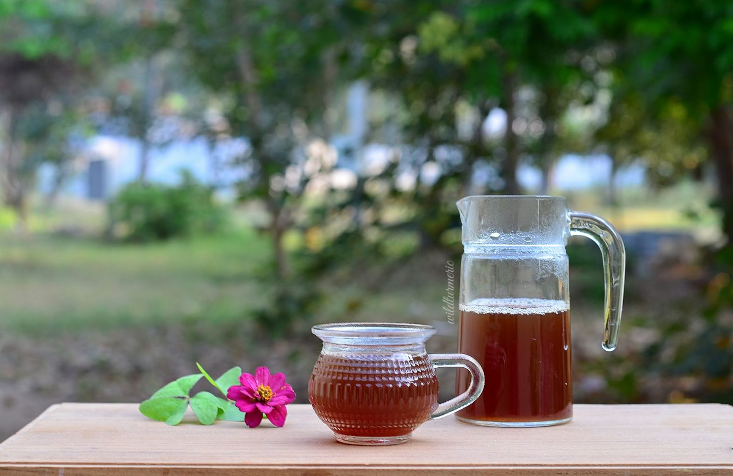 Black Tea For Hair & Skin