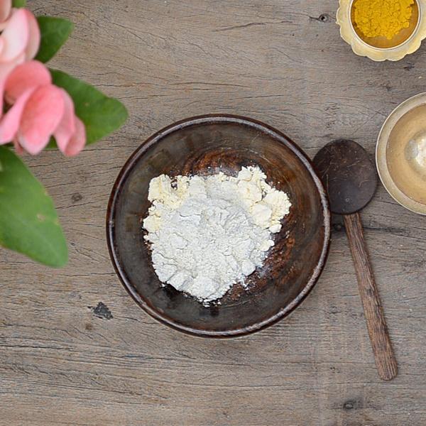 ayurvedic bath powder for glowing skin