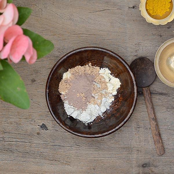 ayurvedic bath powder