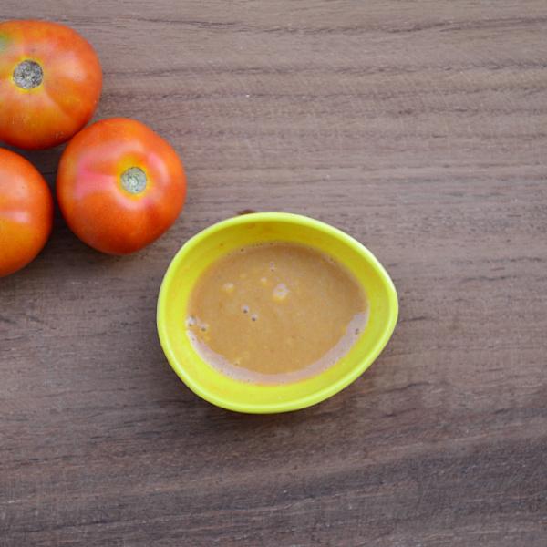 Tomato & Milk Face Pack For Dry Skin