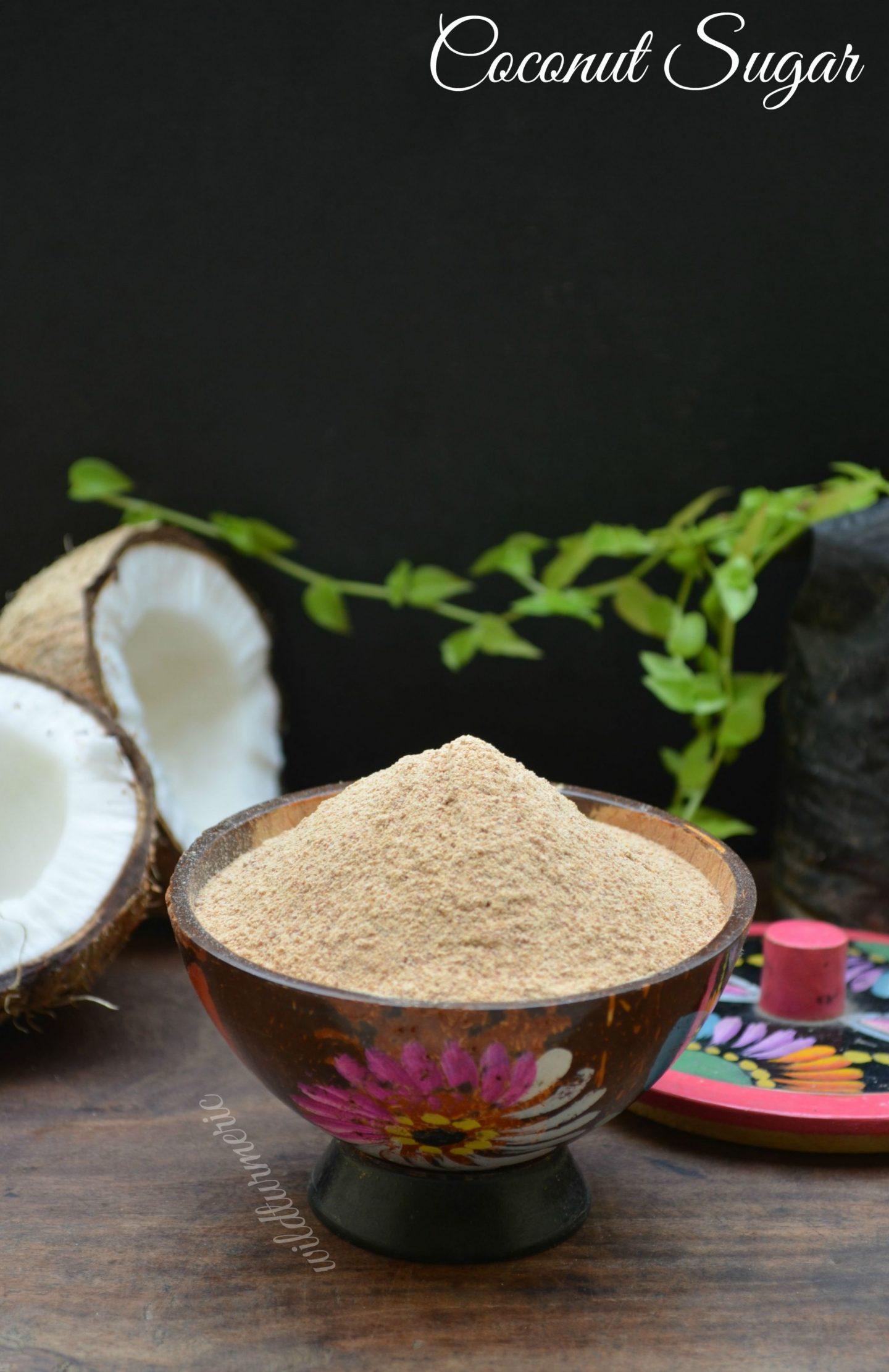 palm sugar uses