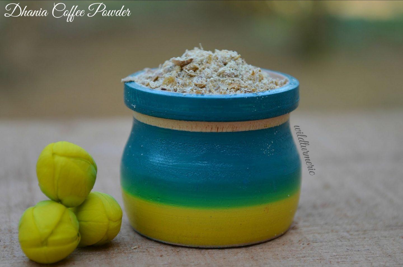 coriander seed medicinal uses
